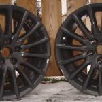 Pulverkrāsošana - disku pulverkrāsošana